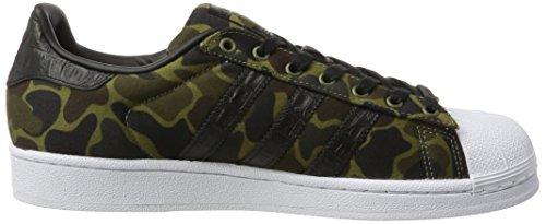Schwarz Ftwwht adidas Superstar Herren Cblack Cblack Sneaker WgFYwgSnr