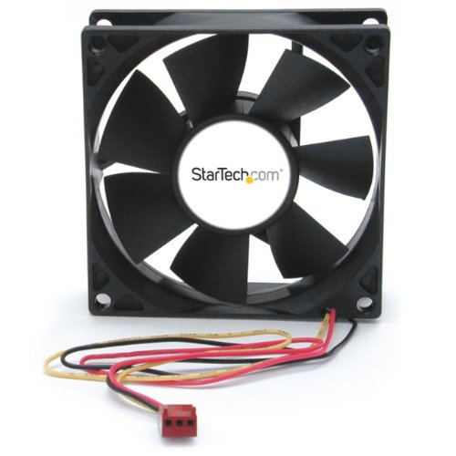 StarTech 80x25mm Dual Ball Bearing Computer Case Fan with TX3 Connector lowest price