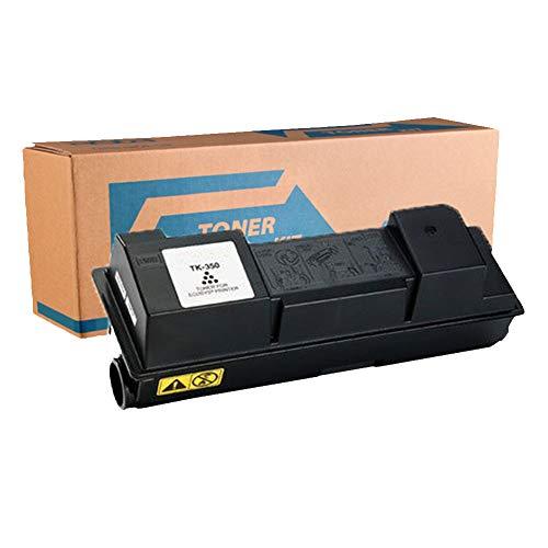 VNZQ TK-350 - Cartuccia Toner Compatibile per stampanti Kyocera FS-3920DN 3925DN 3040/3540 3640MFP 3140MFP