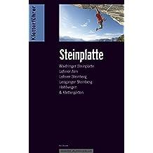 Kletterführer Steinplatte: Waidringer Steinplatte, Loferer Alm, Loferer Steinberg, Leoganger Steinberg, Hohlwegen & Klettergärten