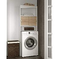 Amazon It Lavatrice Mobiletti E Armadietti Bagno Casa E Cucina