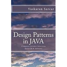 Design Patterns in Java: B/W Edition