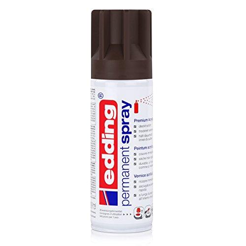 Spray Permanent schokobraun EDDING 5200907 ml 4004764956685