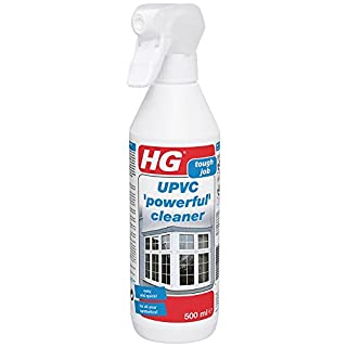 HG UPVC powerful Cleaner 500 ml – is a upvc solvent cleaner which can be used on all kinds of synthetic frames, windows and doors