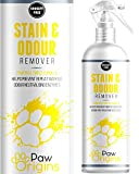 Extreme Pet Stain And Odour Remover | Dog & Cat | Powerful Formula Eliminates Stains & Odours From Root | Multipurpose Cleaner For Urine, Vomit, Faeces On Carpets, Furnishings
