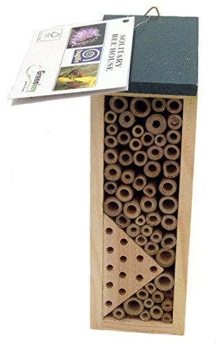 Greenkey 664 Solitary Bee and Wasp House – Brown