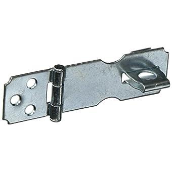 Mintcraft 2–1/2 moraillon de sécurité fixes Zinc-Lot de 5