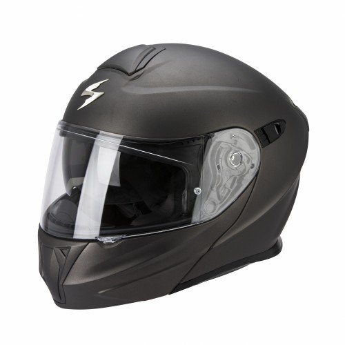 Scorpion Casco moto EXO-920 Solid Anthracite opaco XS