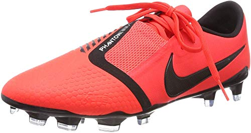 Nike Unisex-Erwachsene Phantom Venom Pro FG Fußballschuhe, Mehrfarbig (Bright Crimson/Black/Bright Crimson 600), 43 EU