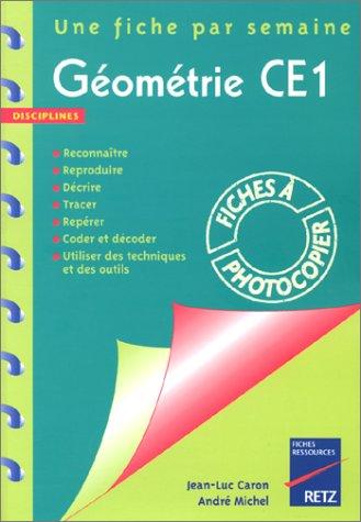 Géometrie CE1