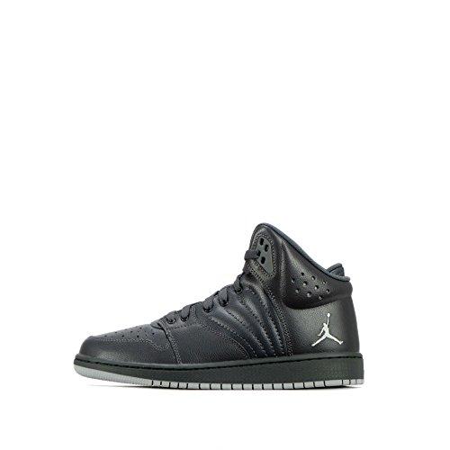 Nike Jordan 1 Flight 4 Prem BG Gr 37,5 UK 4,5 Sneaker 828237 013 Grau (Schuhe Nike Jordan Flight)