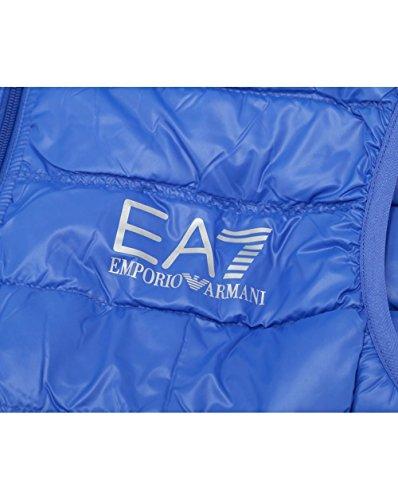 EA7 Weste Royal Blue
