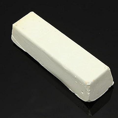 Bianco abrasiva pasta lucidante Cera Per Compound metallo ottone