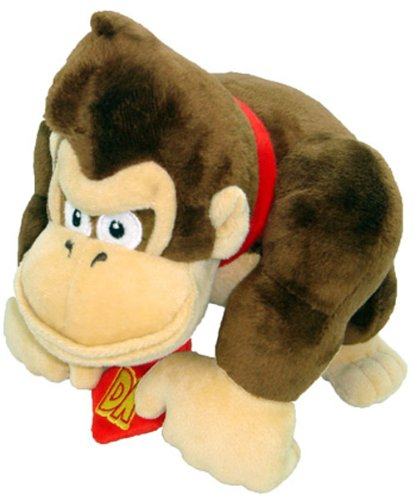 Nintendo Official Super Mario Donkey Kong Plush, 9