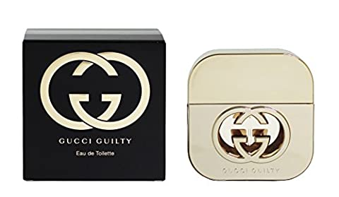 Gucci Guilty femme / woman, Eau de Toilette, Vaporisateur / Spray 30 ml, 1er Pack (1 x 30 ml)