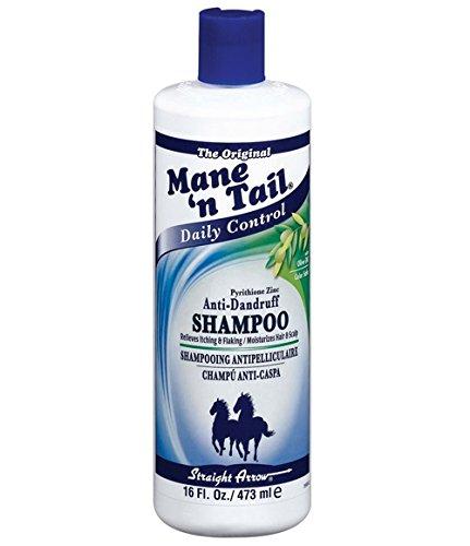 Mane 'n coda Forfora Shampoo controllo ufficiale con olio d'oliva 473 ml