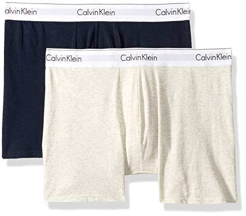 Calvin Klein Men's Underwear Modern Cotton Stretch Boxer Briefs -