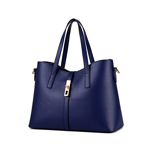 Xiaoxuan, Borsa a spalla donna Diamond Blue Diamond Blue
