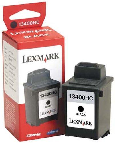 Lexmark Cartouche d'encre d'origine 13400HC Noir