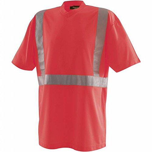 Blakläder 331310095500l High Schrauben Shirt Klasse 2, Größe L rot rot