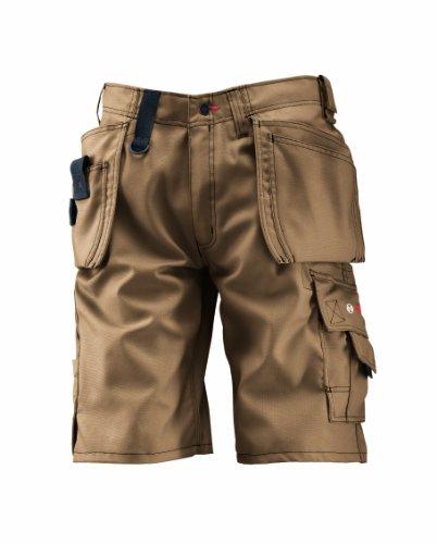Bosch Professional Shorts WHSO, Beige, W34 (Herstellergröße: C50)