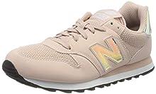 New Balance 500, Sneaker Donna, Rosa (Pink Hgy), 37 EU