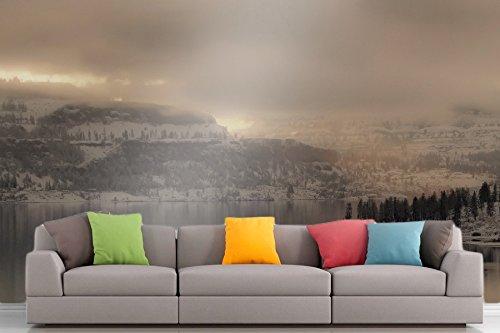 Roshni Arts®–kuratierte Art Wall Mural–Natur Serie–2524| selbstklebend Vinyl Ausstattung Décor Art Wand–243,8x 182,9cm (Series 2524)