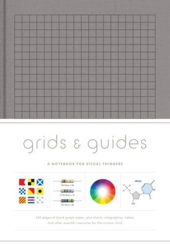 Grids & guides (gray) : A notebook for visual thinkers par Princeton Architectural Press