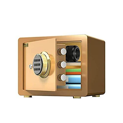 Cassaforte elettronica serratura a combinazione sicura d'acciaio di sicurezza della cassa di sicurezza di digital con la casa dell'ufficio montata chiave per i passaporti in contanti del ministero deg