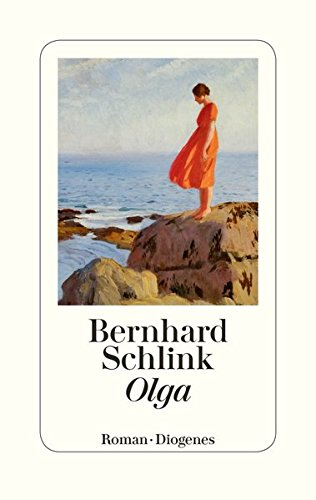 Buchseite und Rezensionen zu 'Olga' von Bernhard Schlink