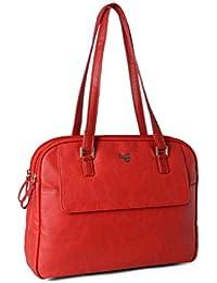 Baggit Women's Tote Bag (Red)