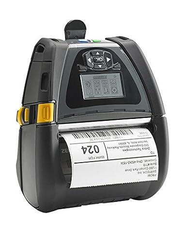 Zebra QN4-AUCAEM11-00 DT Printer QLn420, CPCL, ZPL, XML