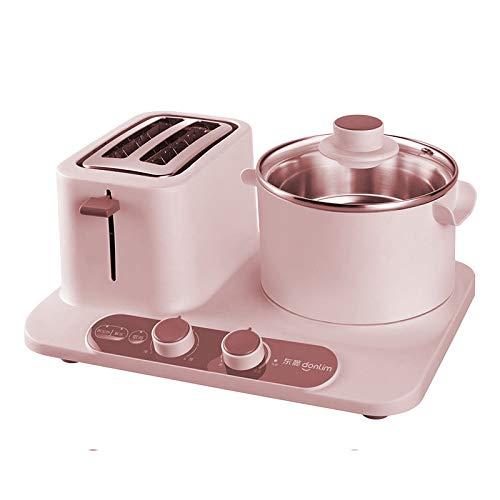 Colore: rosa,Vaschetta per il pane: 2-3 pezziIngranaggio di sincronizzazione: 3 file e sottoFunzione: cottura, frittata, riscaldamento, barbecueTensione nominale: 220 (V)Frequenza nominale: 60 (HZ)Potenza nominale: 1320 (W)Dimensioni del prodotto: 37...