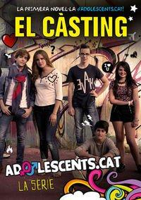 El càsting: Adolescents.cat. La sèrie (Lluna roja)
