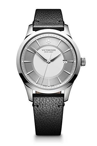 Victorinox Swiss Army 241823 Alliance - Swiss Made Leder Uhr Herrenuhr Leder