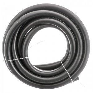 Danner 12012 Standard Vinyl Tubing Roll, Black-1/2\\