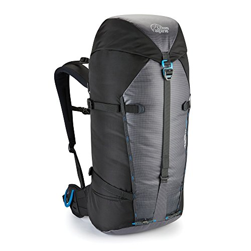 LOWE ALPINE ALPINE ASCENT 40:50 LARGE BACKPACK (ONYX)