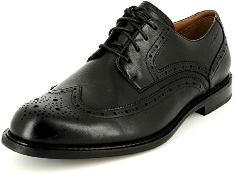Clarks - Zapatos con cordones para hombre