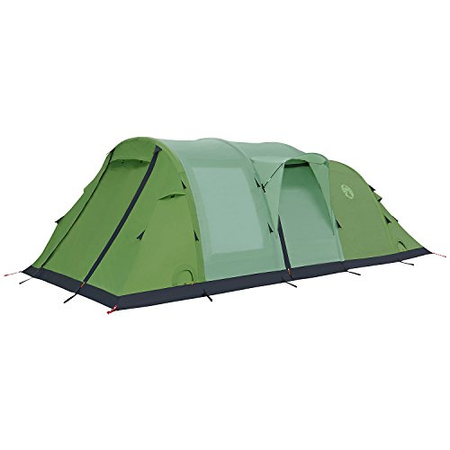 Coleman FastPitch Air Valdes 6 Inflatable Tent, 6 Person – Green