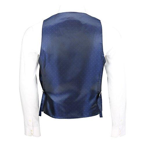 Xposed - Gilet - Homme * Taille Unique Bleu
