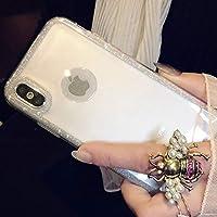 Hülle für iPhone X,Homikon Silikon Hülle Bling Shinning Glänzend Glitzer Diamant TPU Silikon Tasche Frau Mädchen... preisvergleich bei billige-tabletten.eu