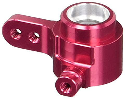 St Racing ST6837R 4x4 Cnc Machined Aluminum Steering Knuckles Slash - Red
