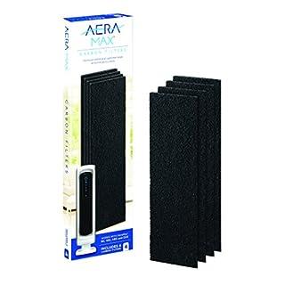 Fellowes Kohlefilter für Luftreiniger AeraMax DX5, 4 Stück
