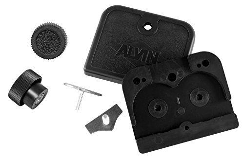 Alvin sek15-Haarlineal, Ersatz Endkappe Kit