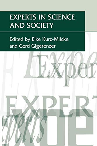 Experts in Science and Society