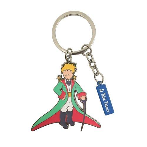 Unbekannt Schlüsselanhänger aus Metall, der Kleine Prinz im Kostüm, 8 ()