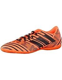 adidas ACE 17.4 SALA - Zapatillas fútbol sala para Hombre, Verde - (VERSOL/FTWBLA/NEGBAS) 40