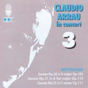Sonatas Nos. 30 - 32 (Arrau)