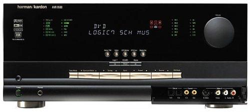 Harman/Kardon AVR 8500 AV-Receiver schwarz
