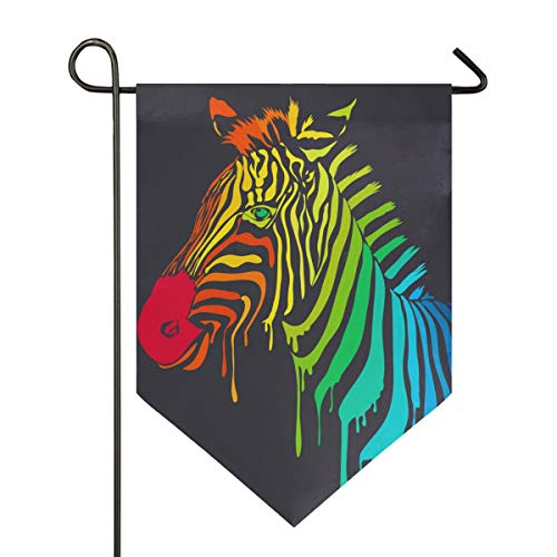 JIRT Garten Flagge 12 x 18,5 Zoll (12